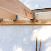 Attaching Joists to Ledger Board