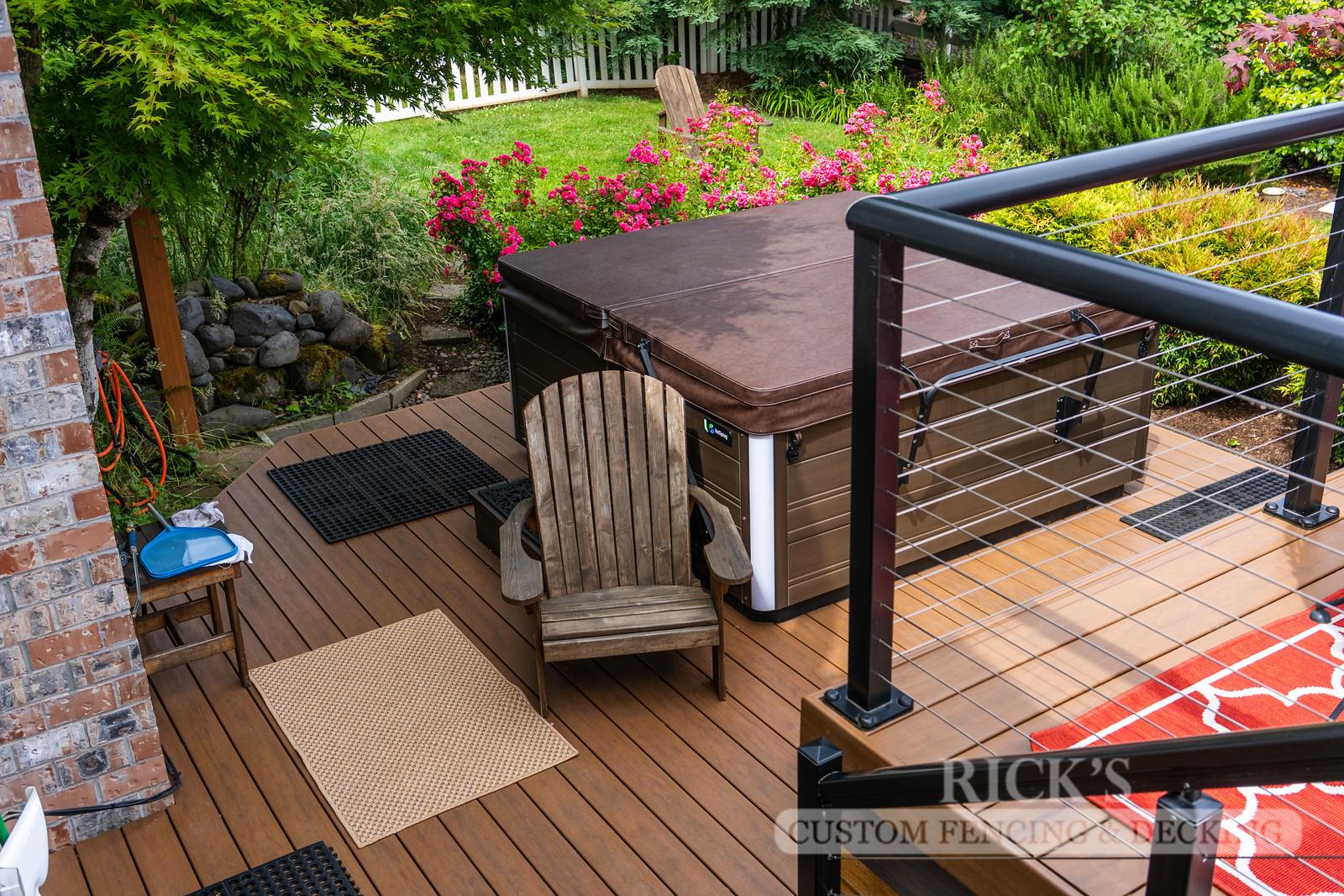 1249 - LifeStyle HDPE Composite Decking