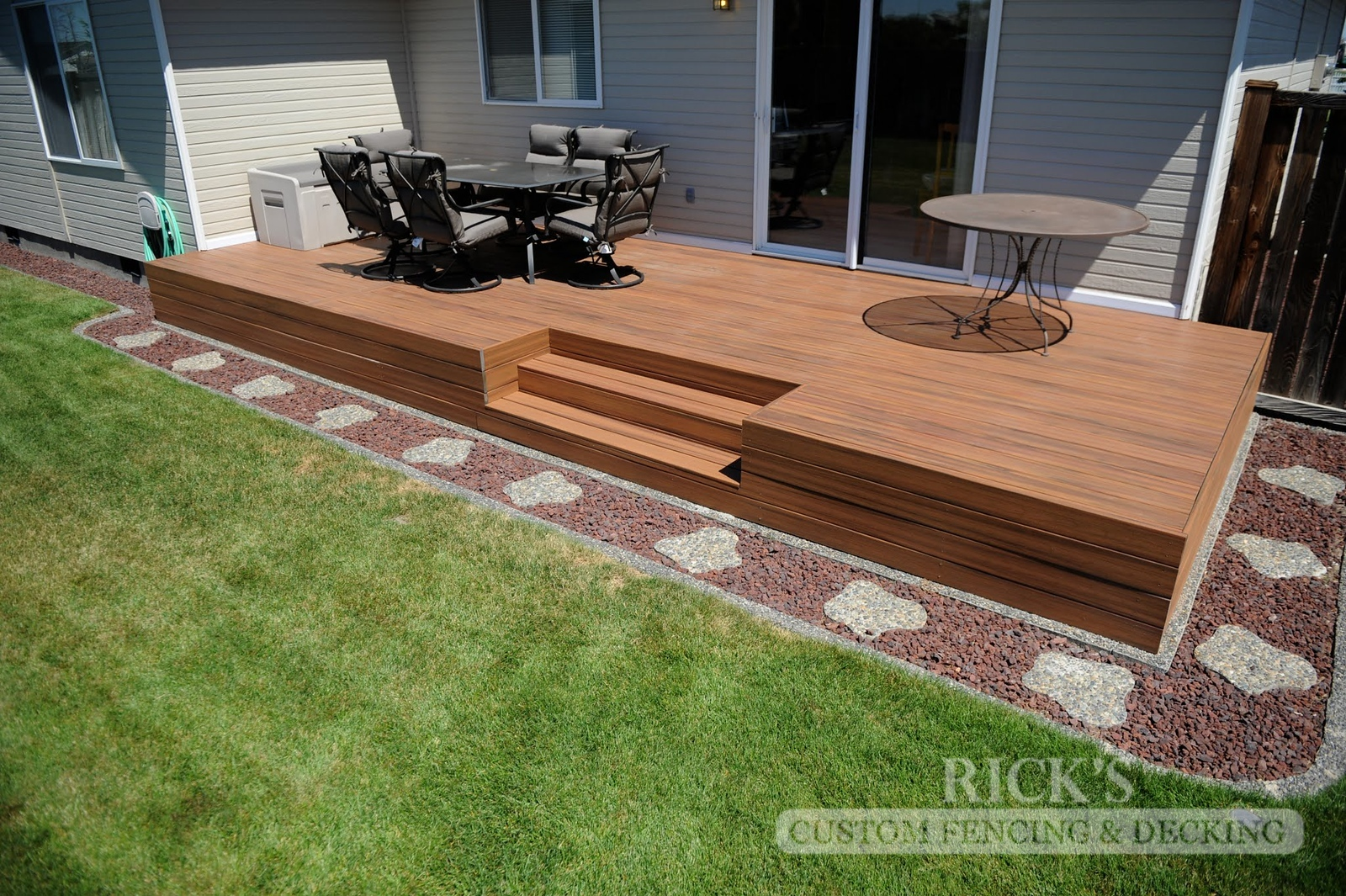 1234 - LifeStyle HDPE Composite Decking