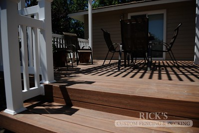 1216 - LifeStyle HDPE Composite Decking