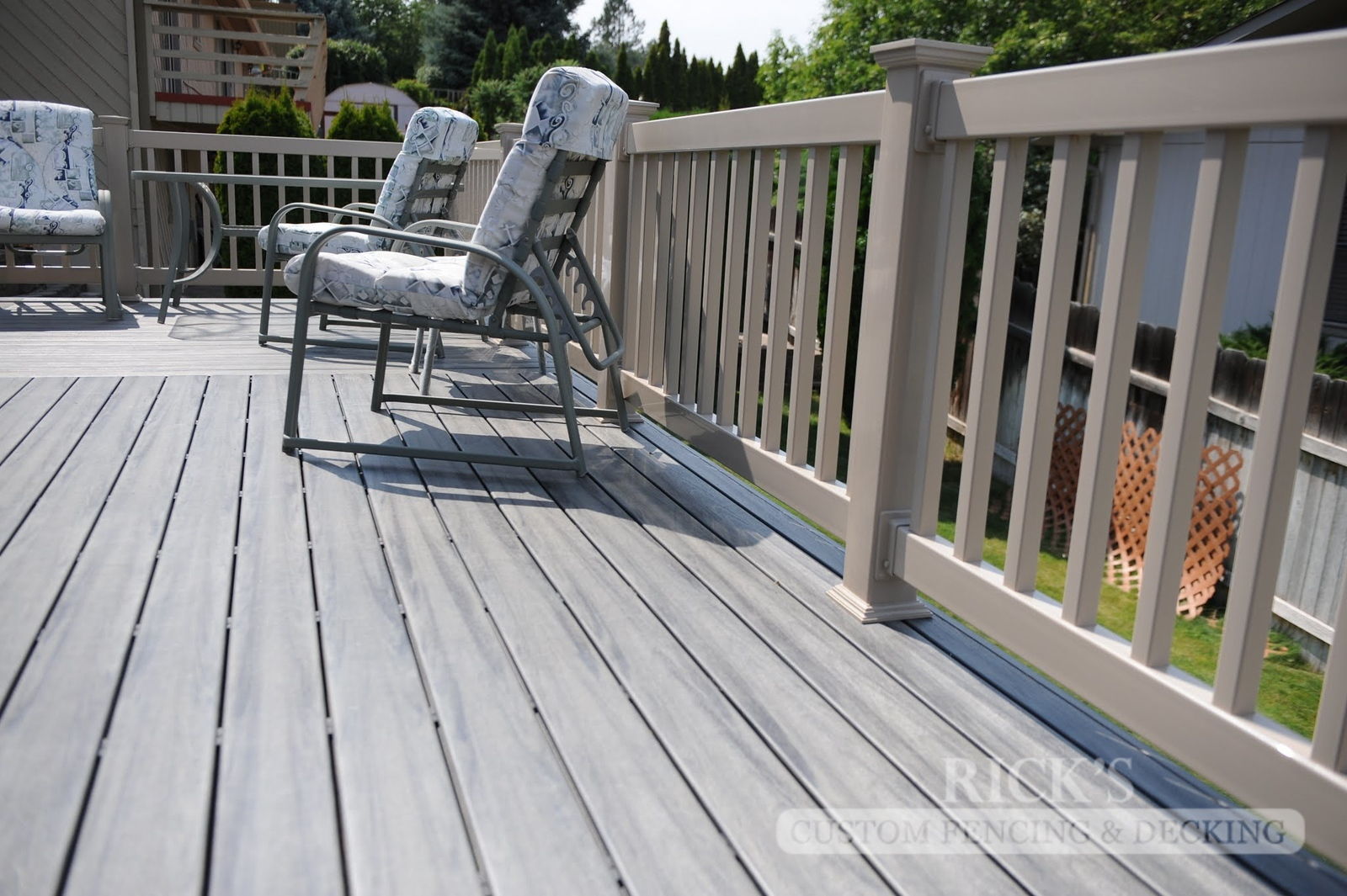 1214 - LifeStyle HDPE Composite Decking