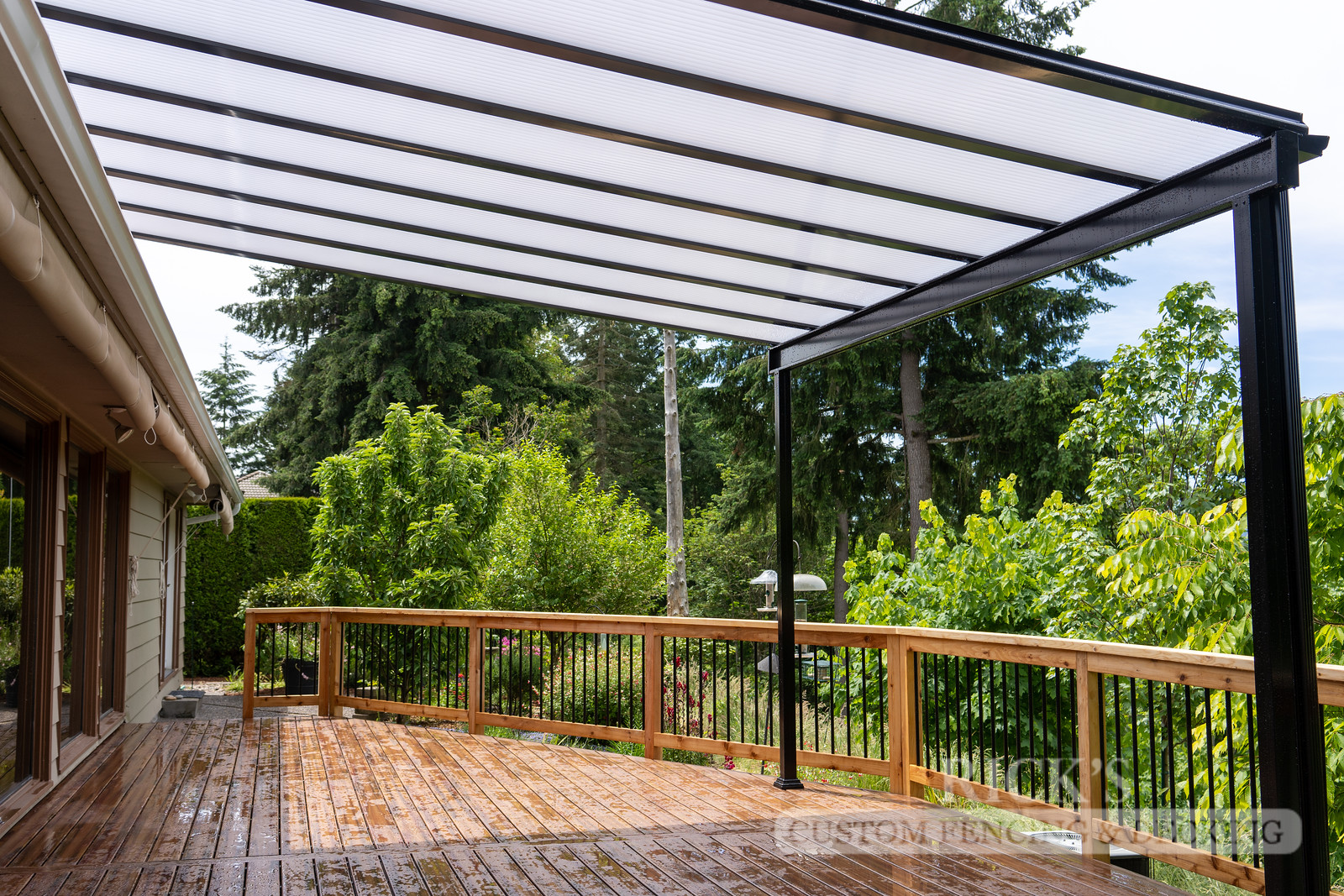 1246 - LifeStyle HDPE Composite Decking