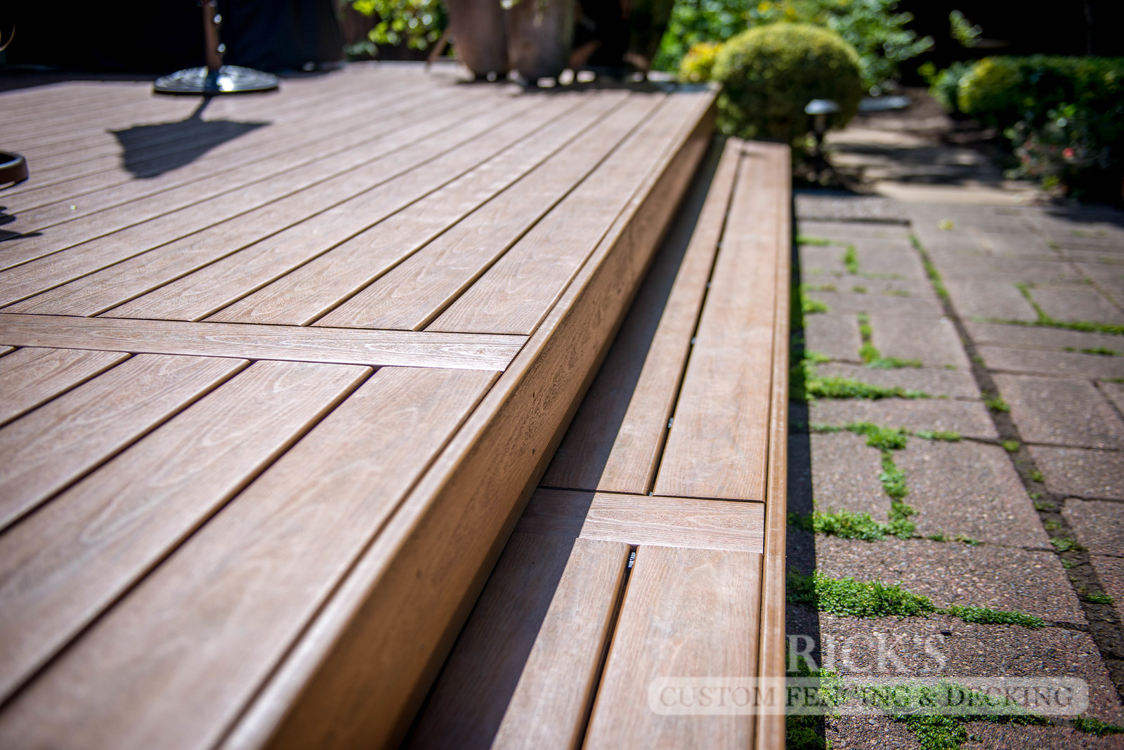 1205 - LifeStyle HDPE Composite Decking