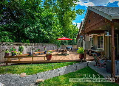 1208 - LifeStyle HDPE Composite Decking