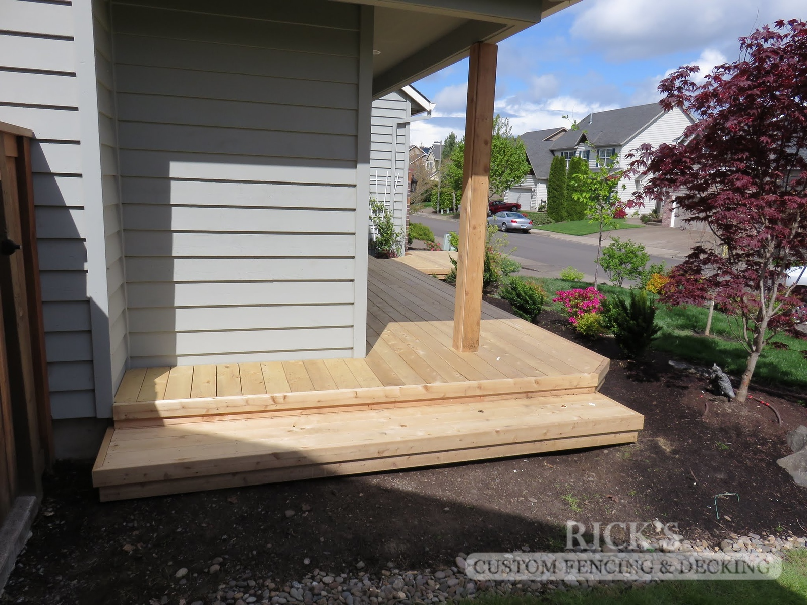 1019 - Port Orford Cedar Decking
