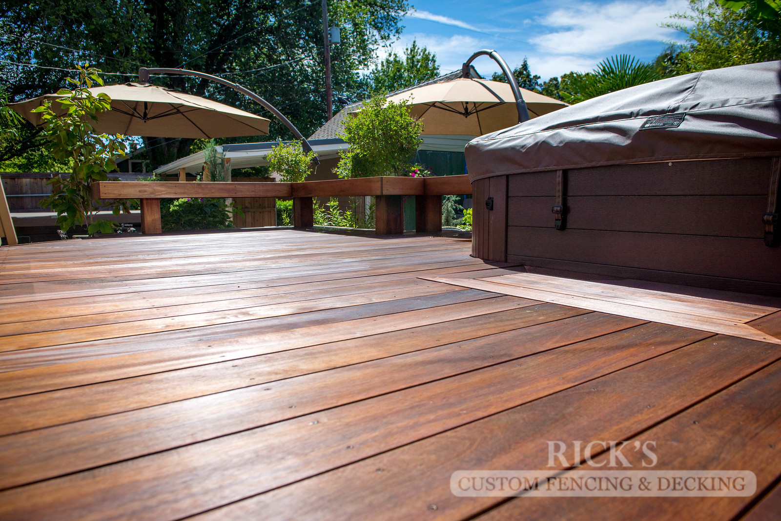 1101 - TigerWood Hardwood Decking