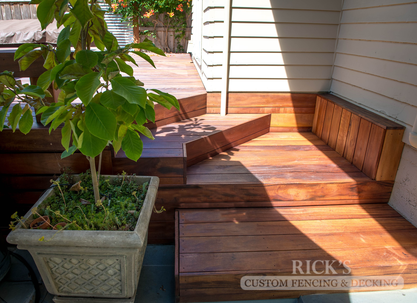 1104 - TigerWood Hardwood Decking