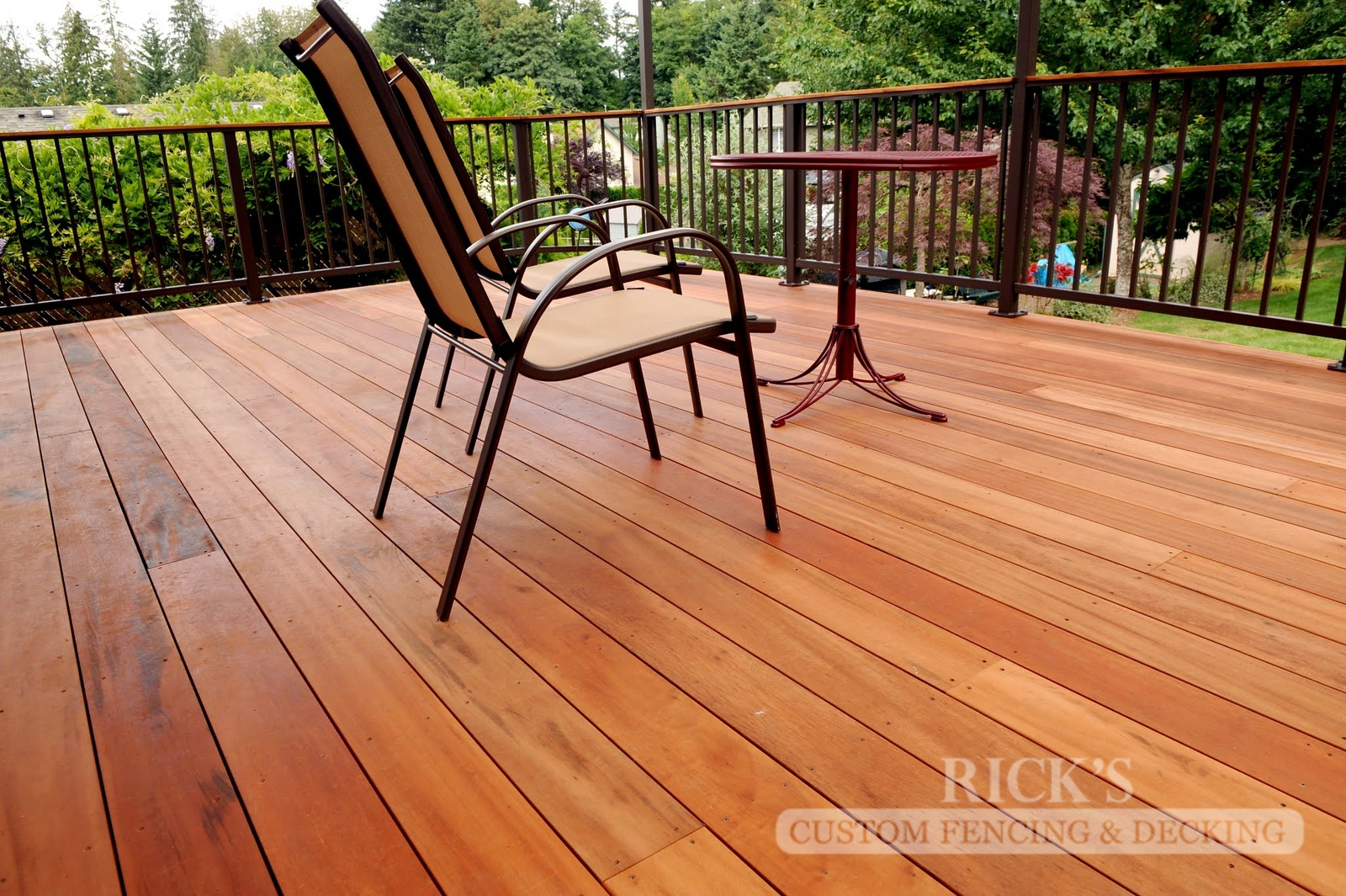 1117 - TigerWood Hardwood Decking