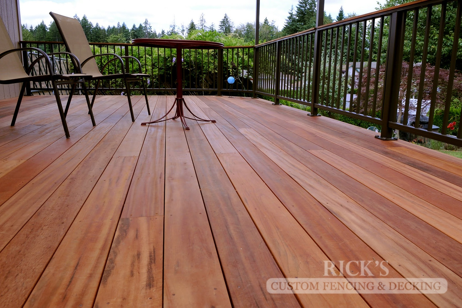1109 - TigerWood Hardwood Decking