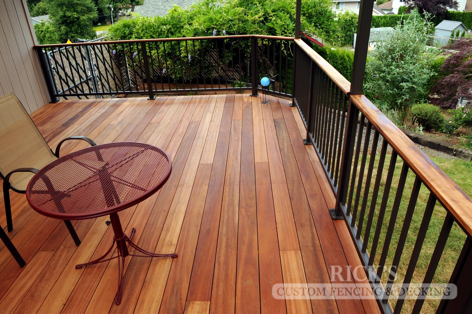 1121 - TigerWood Hardwood Decking
