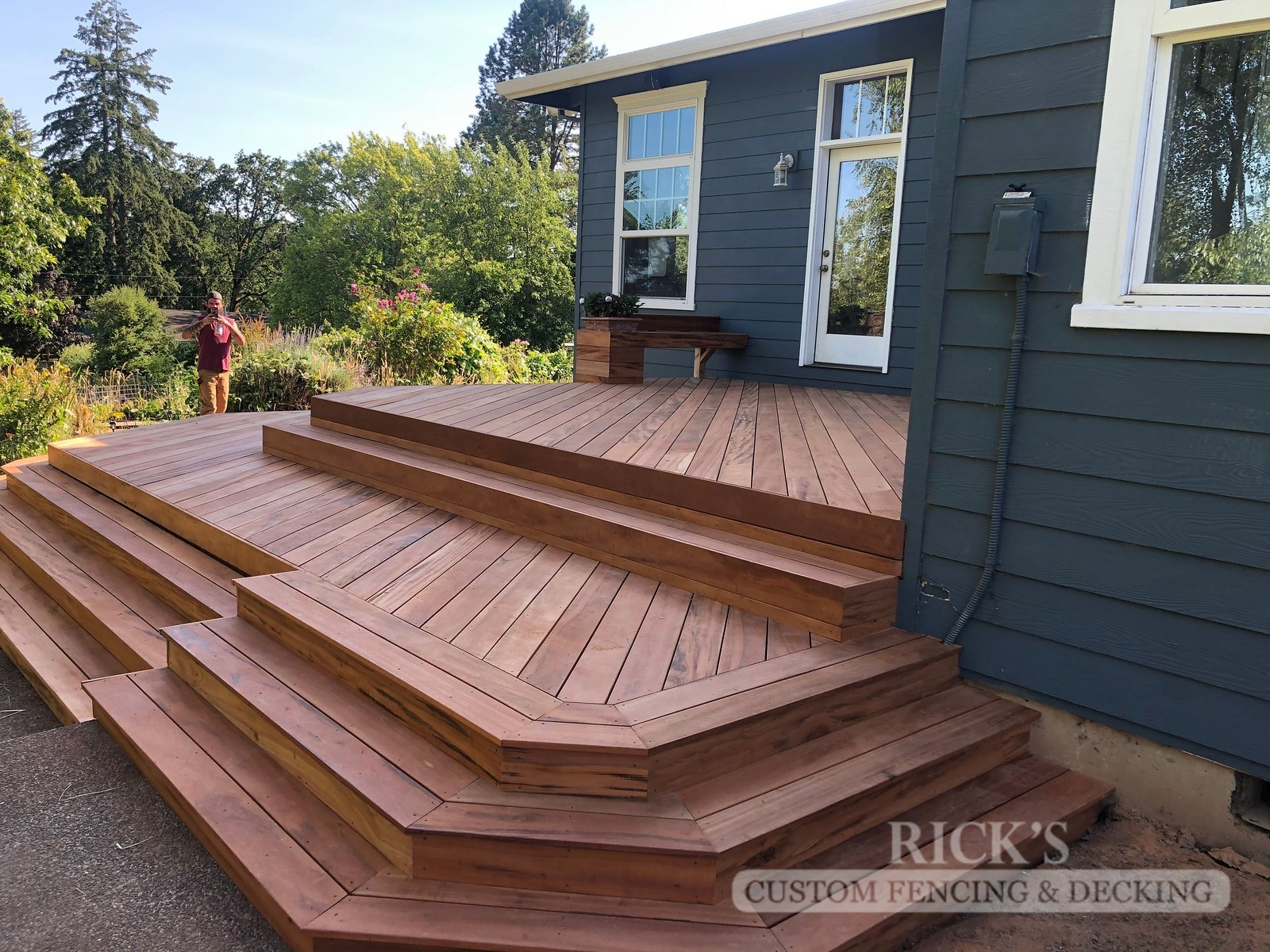 1129 - TigerWood Hardwood Decking