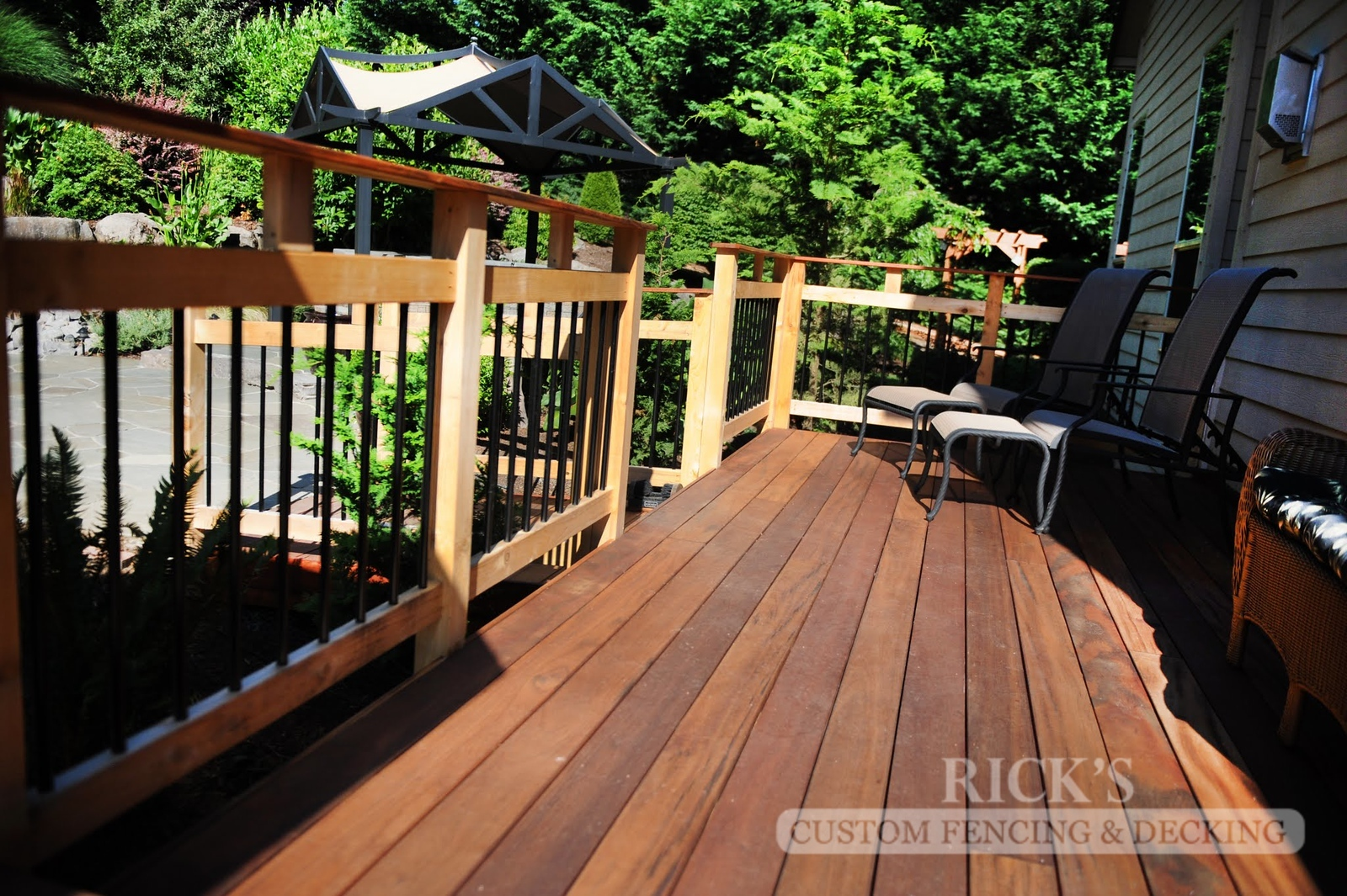 1119 - TigerWood Hardwood Decking