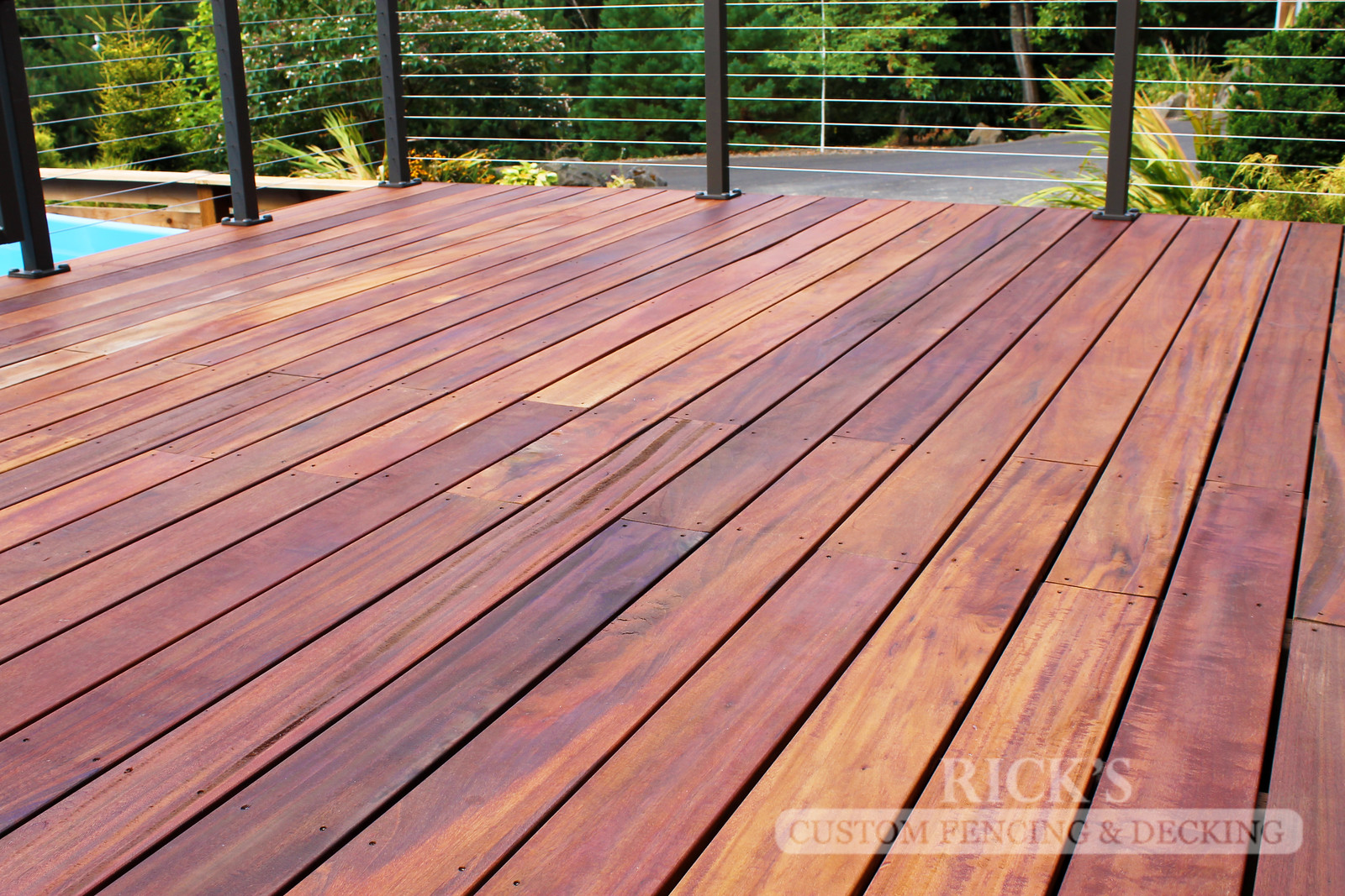 1112 - TigerWood Hardwood Decking
