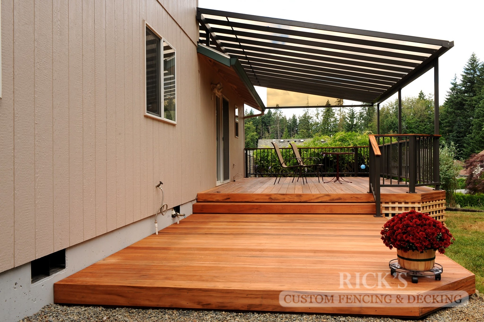 1116 - TigerWood Hardwood Decking