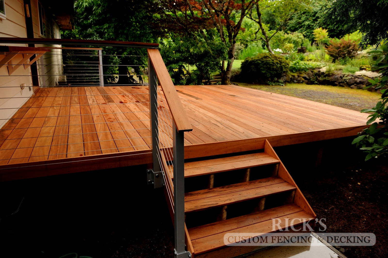 1106 - TigerWood Hardwood Decking