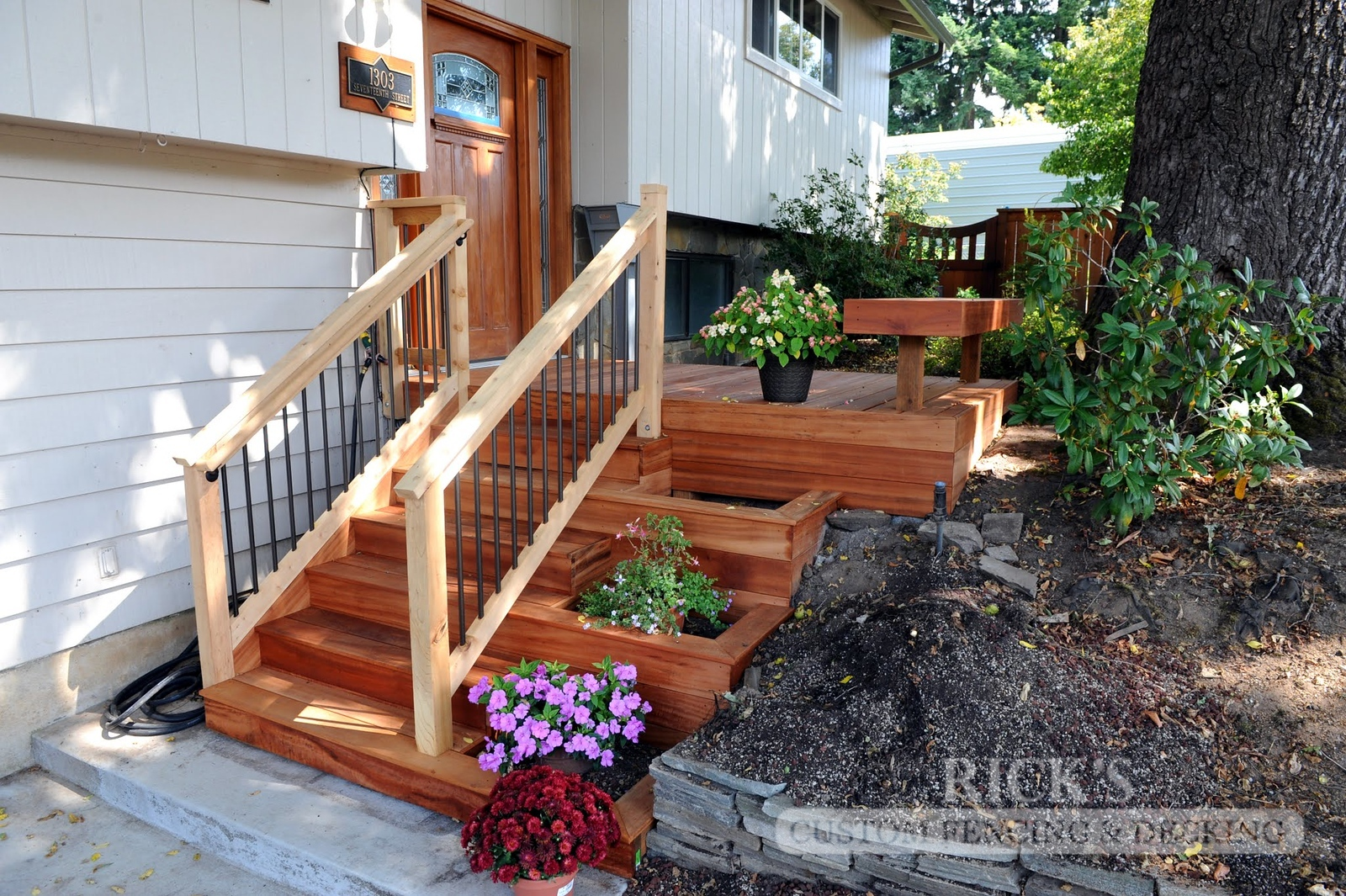 1125 - TigerWood Hardwood Decking