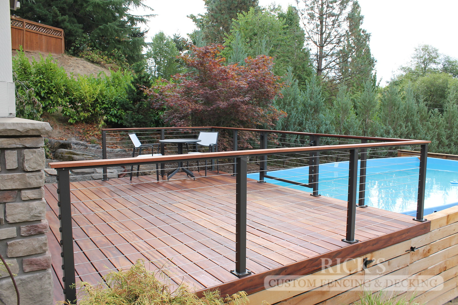 1113 - TigerWood Hardwood Decking