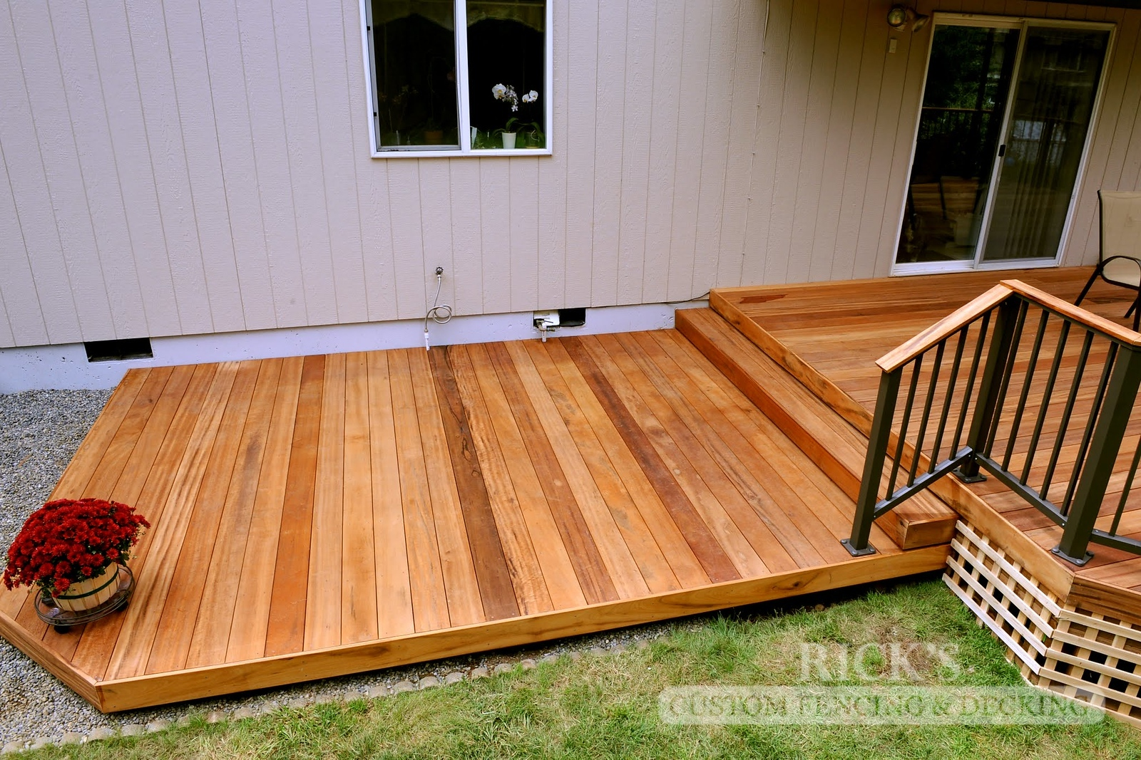 1115 - TigerWood Hardwood Decking