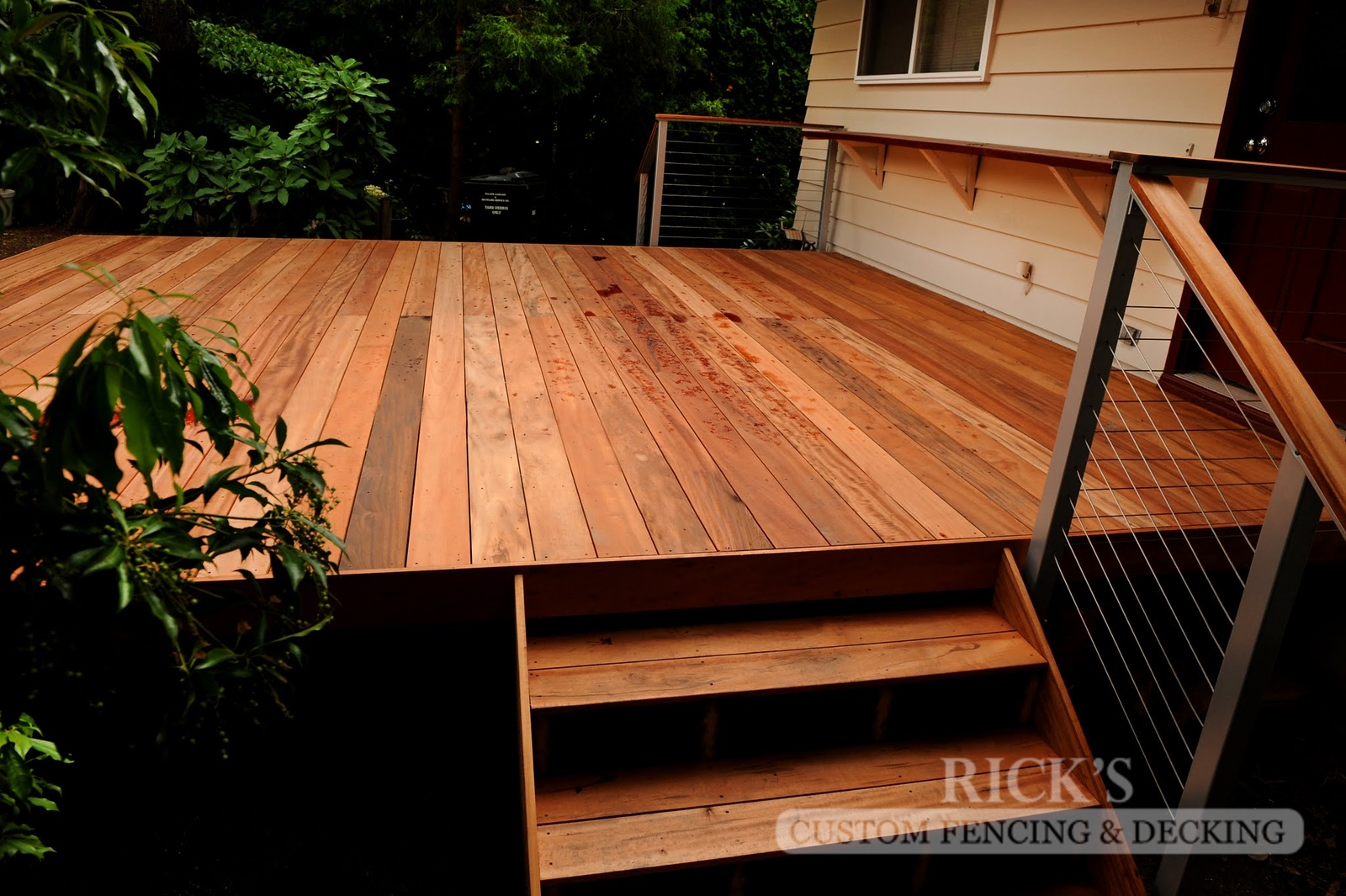 1105 - TigerWood Hardwood Decking