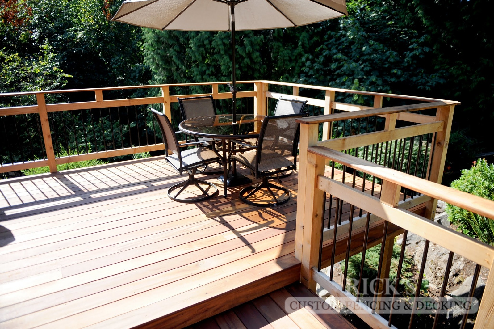 1120 - TigerWood Hardwood Decking