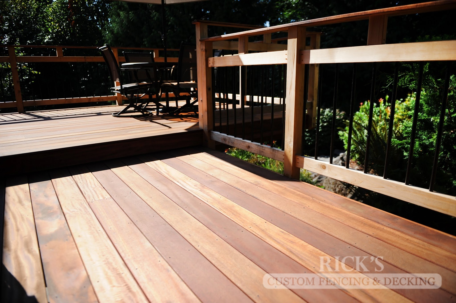1122 - TigerWood Hardwood Decking