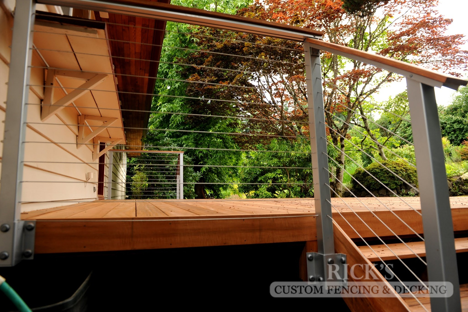 1107 - TigerWood Hardwood Decking