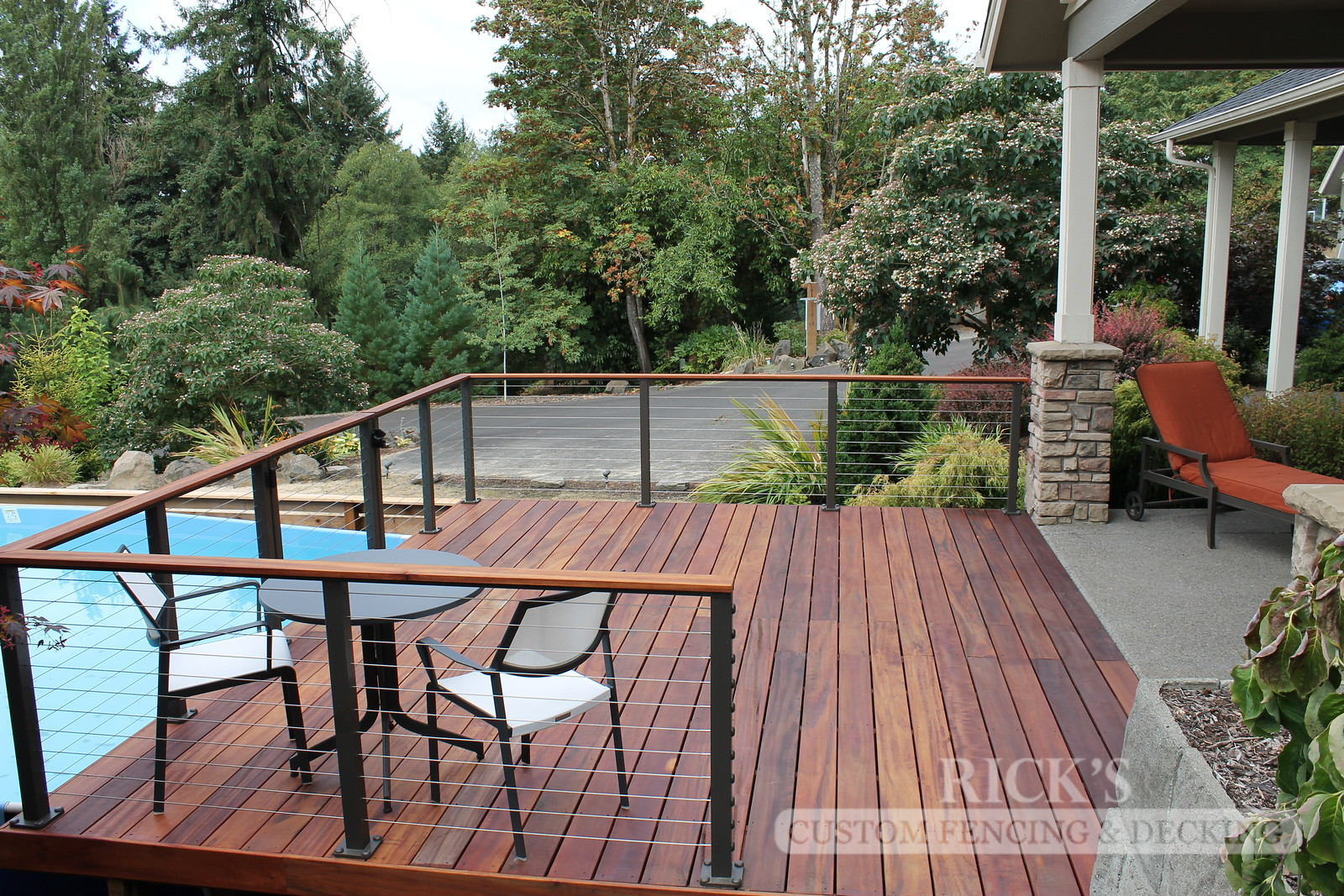 1111 - TigerWood Hardwood Decking