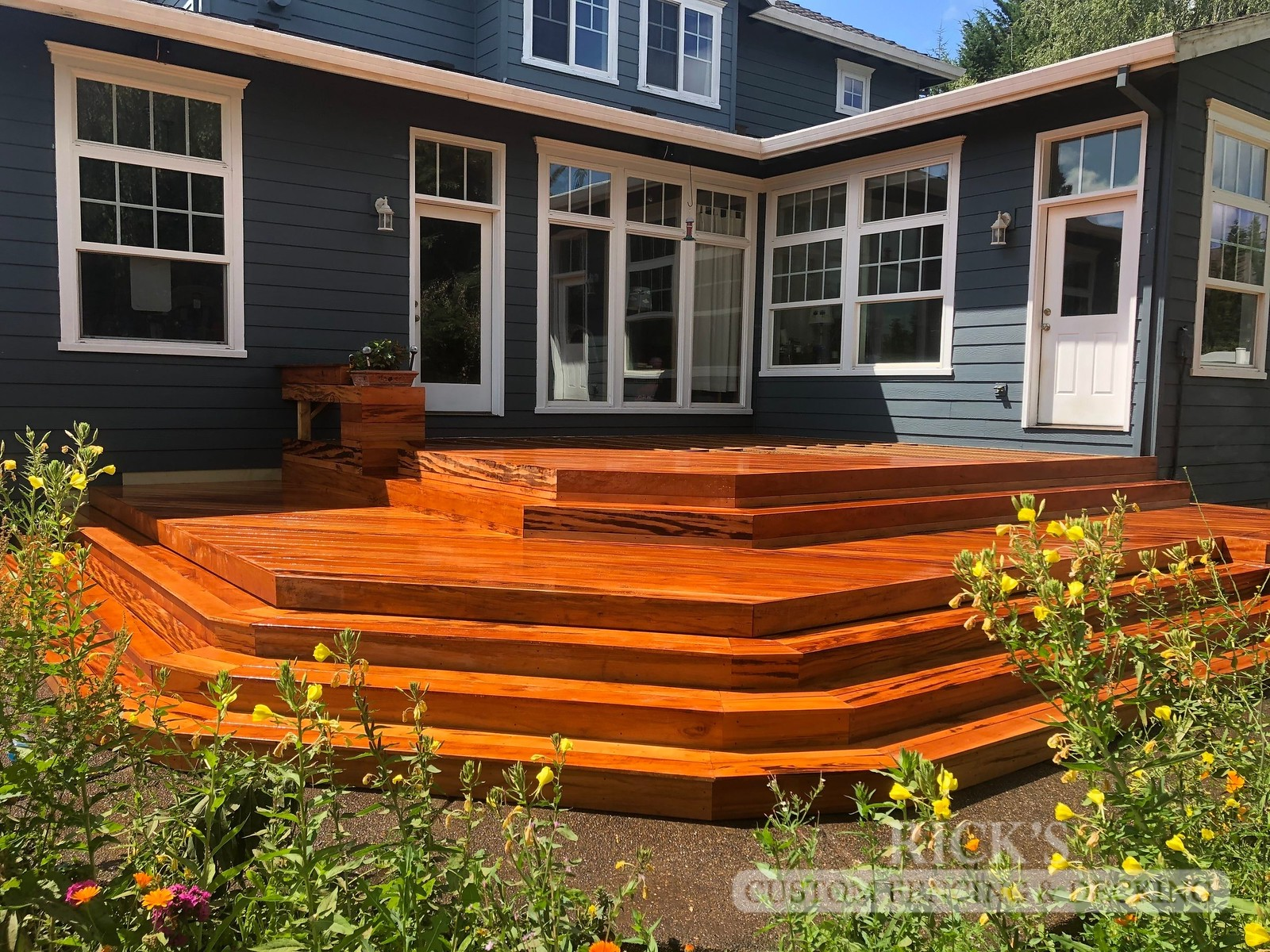 1127 - TigerWood Hardwood Decking