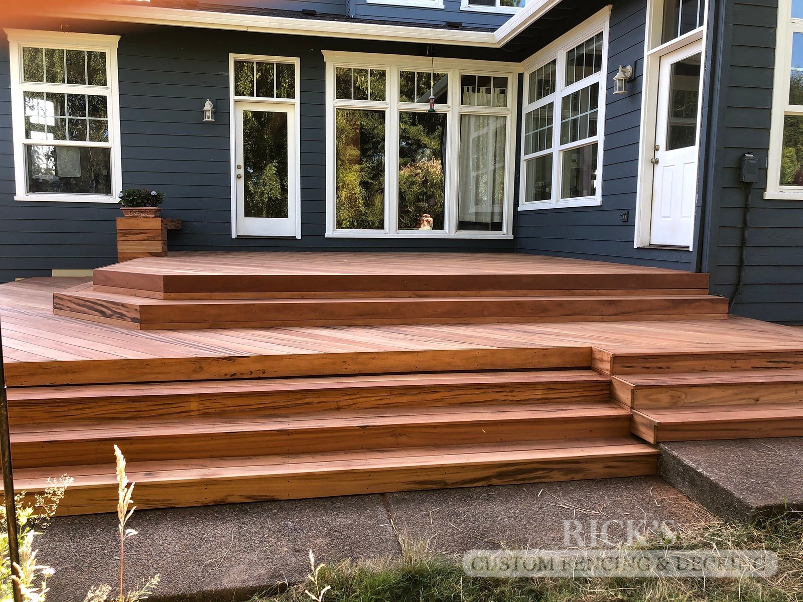 1130 - TigerWood Hardwood Decking
