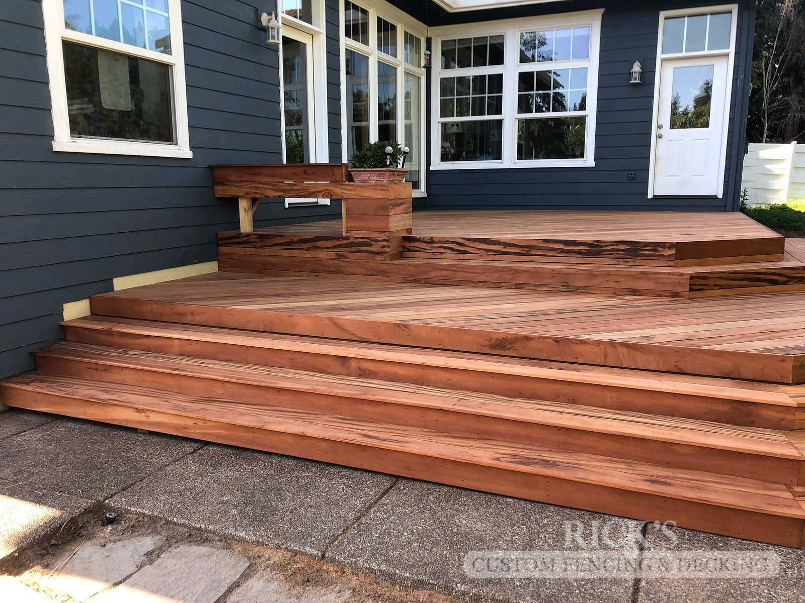 1132 - TigerWood Hardwood Decking