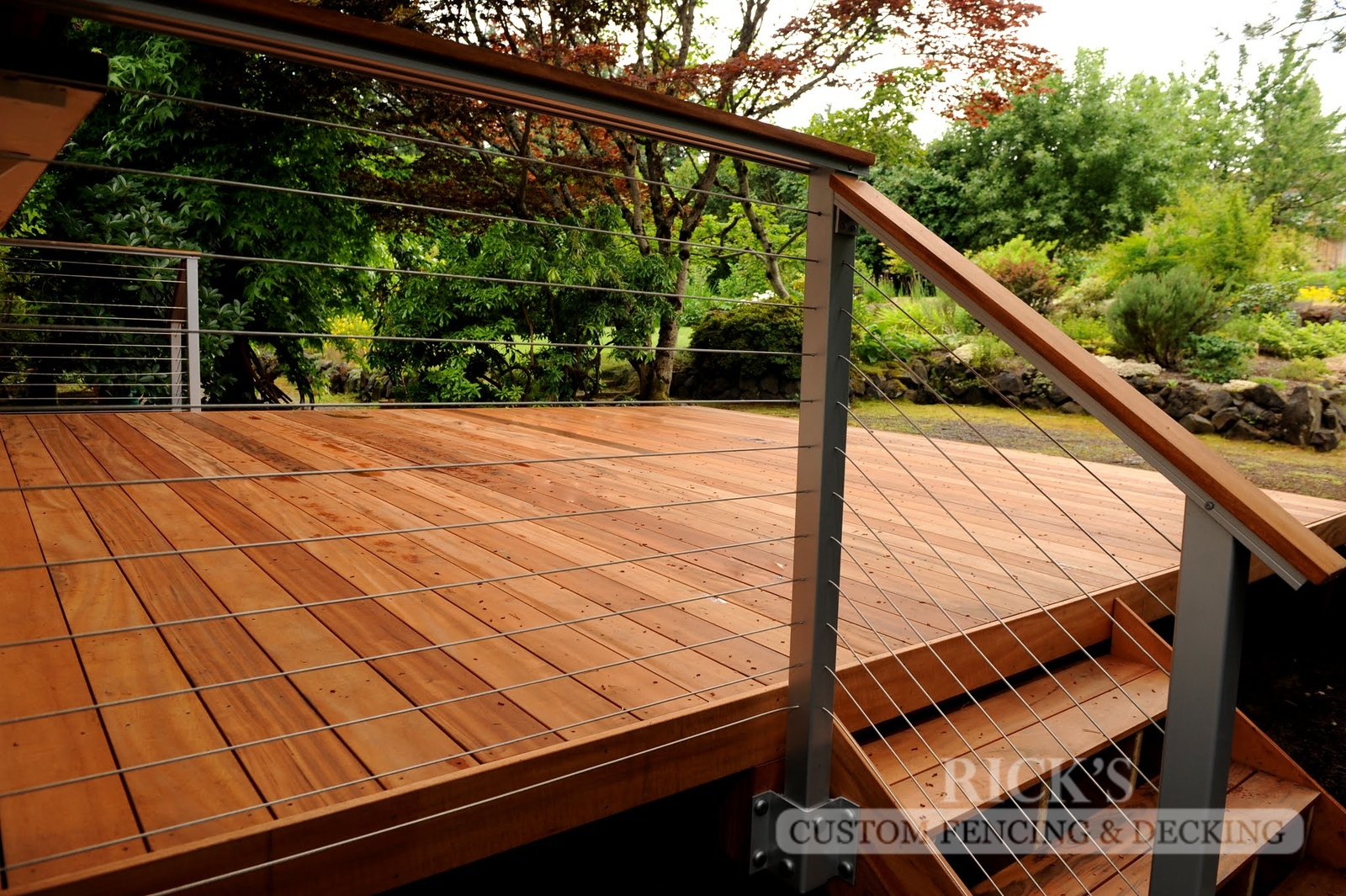1108 - TigerWood Hardwood Decking