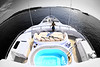 Jacuzzi and foredeck