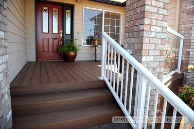 Decks, Patios, & Handrail