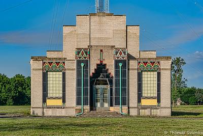 WJR Transmitter Building