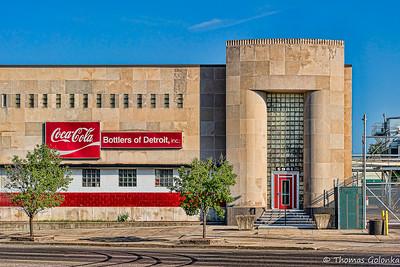 Coca-Cola Bottling - Detroit