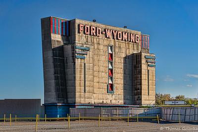 Ford Drive-in Theatre