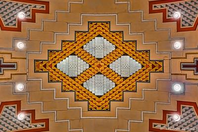 Guardian Building - ceiling detail