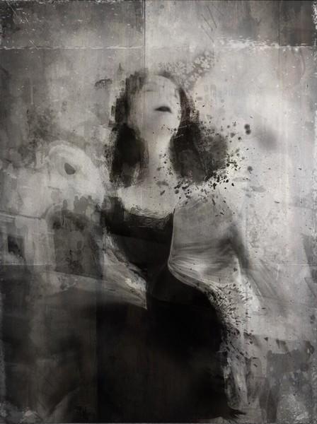 A Blind Eye Sees the Fragile Vandalized