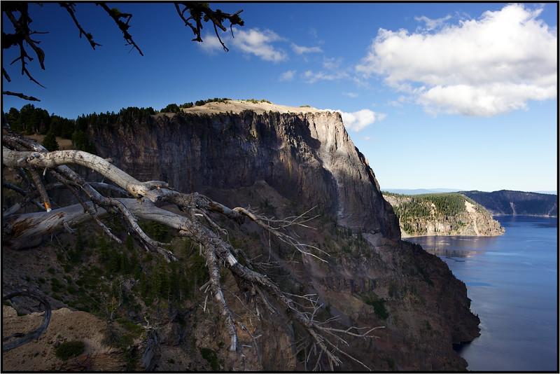 Crater Lake, DSLR, Selective layering, 2014