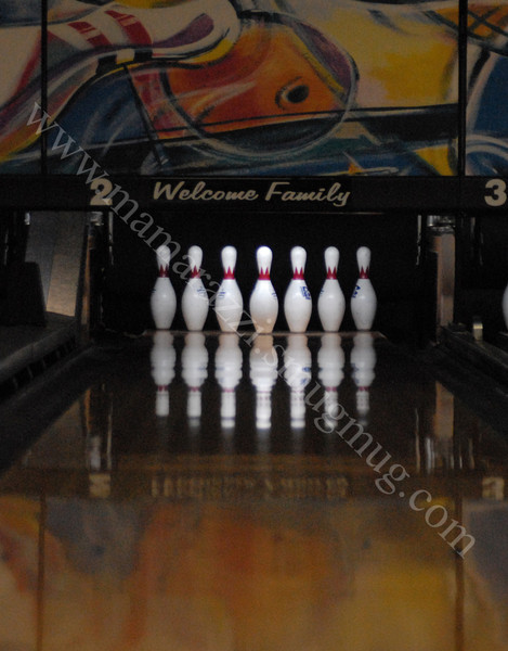 Bowling Alley - make sure to check with manager before the shoot