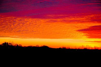 Sunrise Sunset Sky