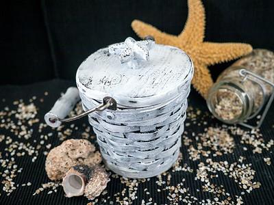 Sand Pail Basket