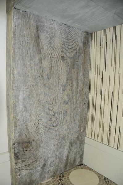 Antique Wood Finish