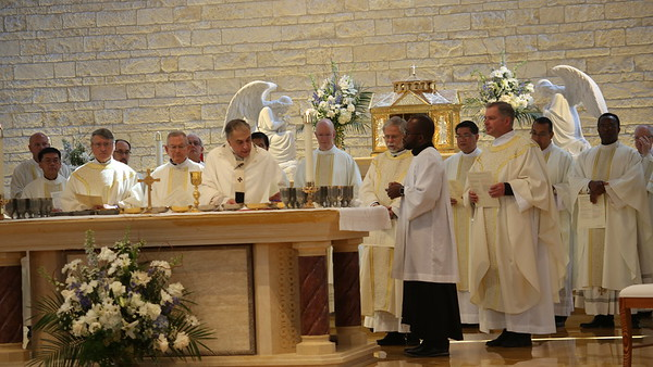 Dedication of the Altar