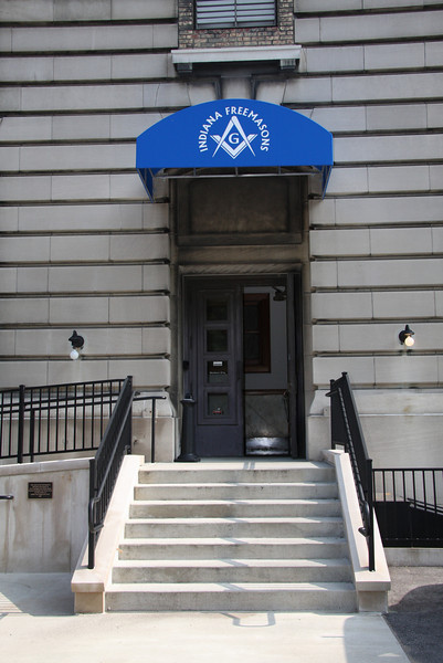 Freemasons' Hall 7-13-09