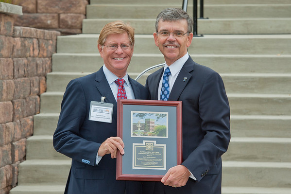 2015 Ford Hall - Ketner School of Business Dedication