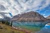 Bow Lake Reflections