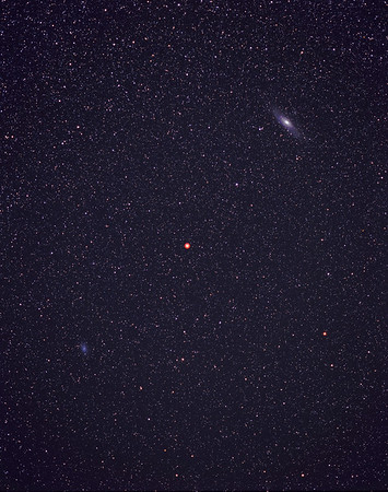 M31 and M33 Finder