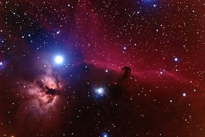 Horsehead Nebula-5in f6