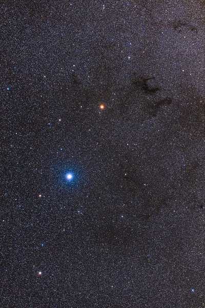 Altair, Tarazed and Barnard's E
